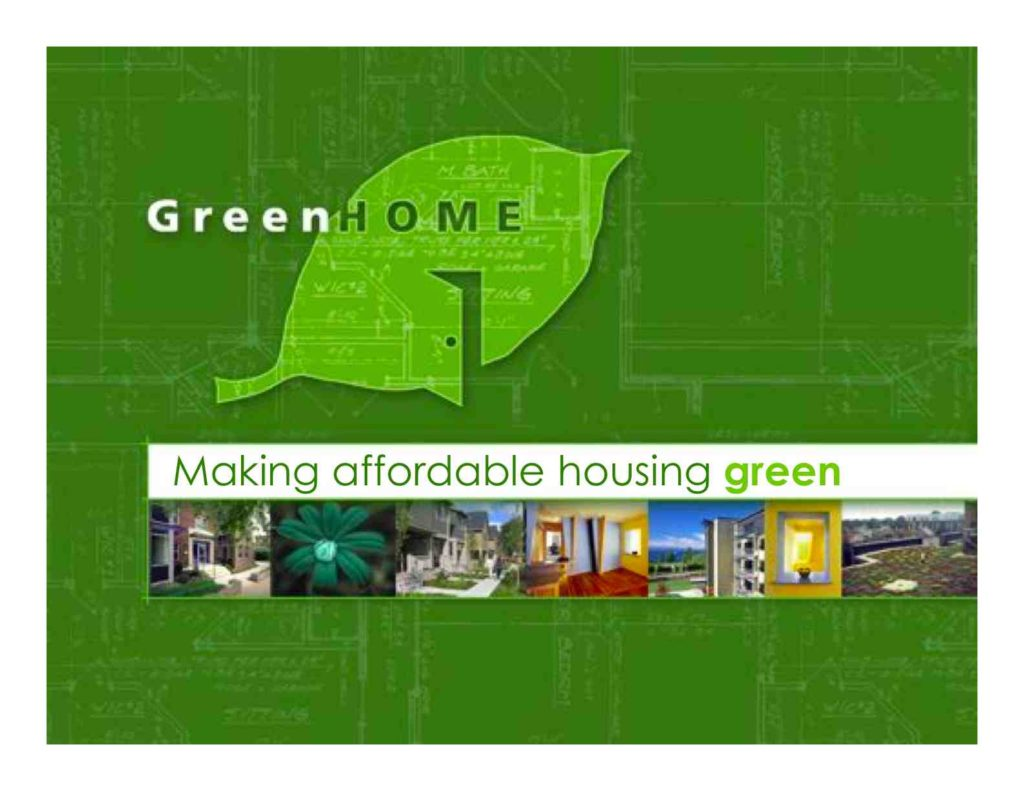 Allen R Hartman Discusses Green Real Estate In Houston