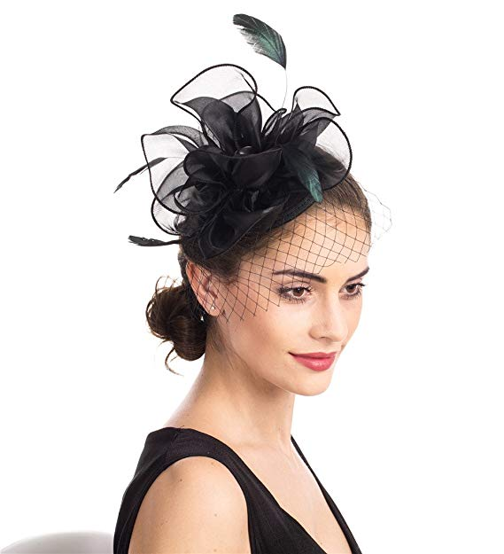 How to Style a Fascinator Fashionably