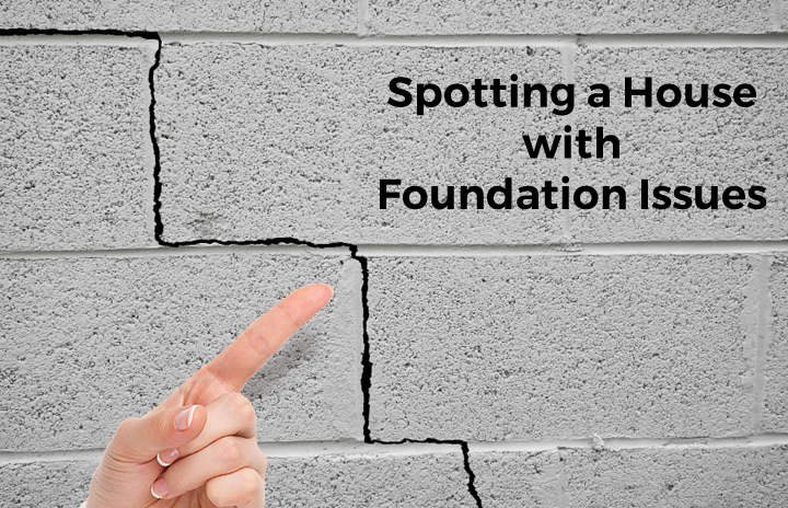 3 Signs That Your Home Has Foundation Problems