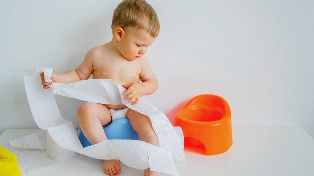 4 Tips For Potty Training