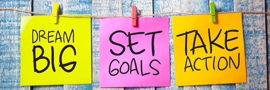 3 Tips For Setting Goals For The Upcoming Year