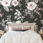How to Add Your Style to Your Rental Apartment with Peel and stick removable wallpaper